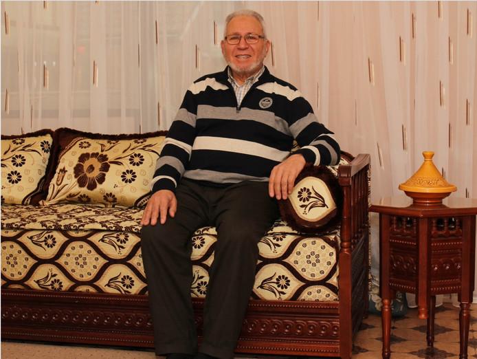 Mohamed Bouhayoufi kwam via Corsica naar Nederland. En bleef.