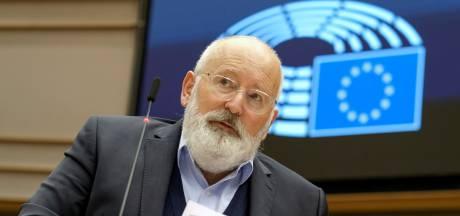 Klimaatbaas Frans Timmermans: Brussel houdt nieuwe kerncentrales niet tegen
