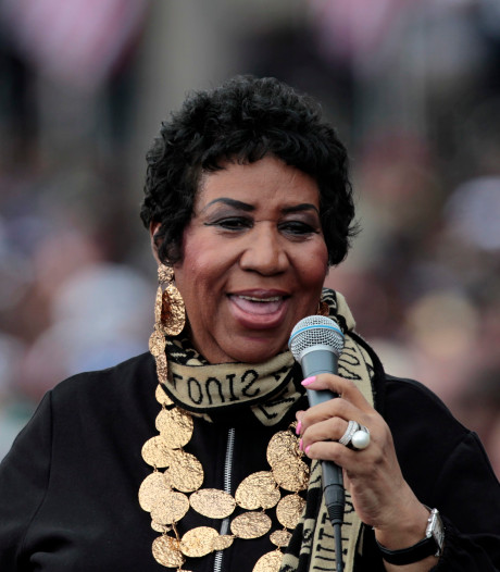 Familie zieke Aretha Franklin houdt hoop