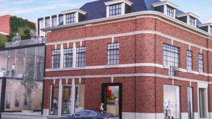Gewezen hotel Groeninge krijgt winkel,  vroegere Theoria wordt woning