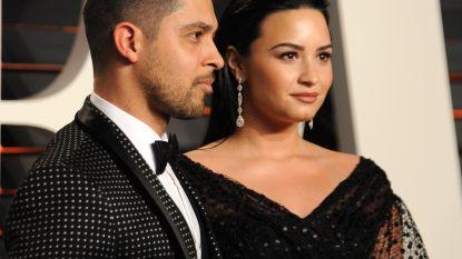 Demi Lovato krijgt bezoek in het ziekenhuis van ex-vriendje Wilmer Valderrama