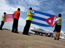 VS verbieden vluchten naar alle Cubaanse luchthavens behalve Havana