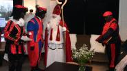 Sinterklaasfeest verrast kindjes in Blauwmolen