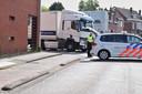 Ernstige aanrijding op kruising van de Broekhovenseweg met de Groenstraat.