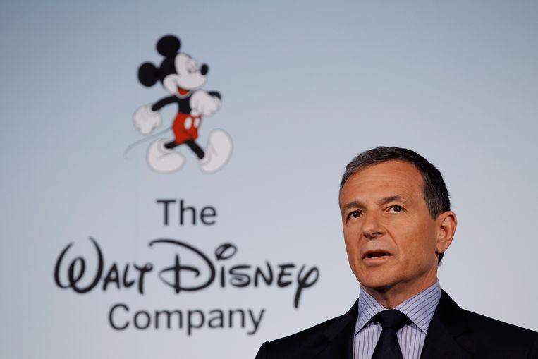 CEO Robert Iger van The Walt Disney Company.  Beeld AFP