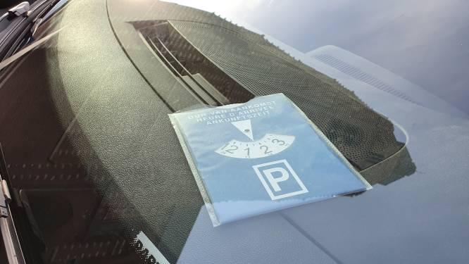 Pas vanaf 7 december weer controles op blauwe parkeerschijf in stadscentrum