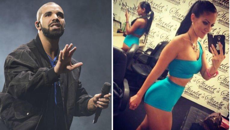 Is Sophie Brussaux zwanger van de Canadese superster Drake?