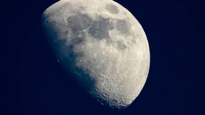 NASA zoekt hulp van commerciële bedrijven voor ontginning op de maan