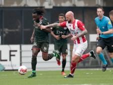 TOP staat voor zware klus na thuisnederlaag tegen Sparta in halve finale play-offs