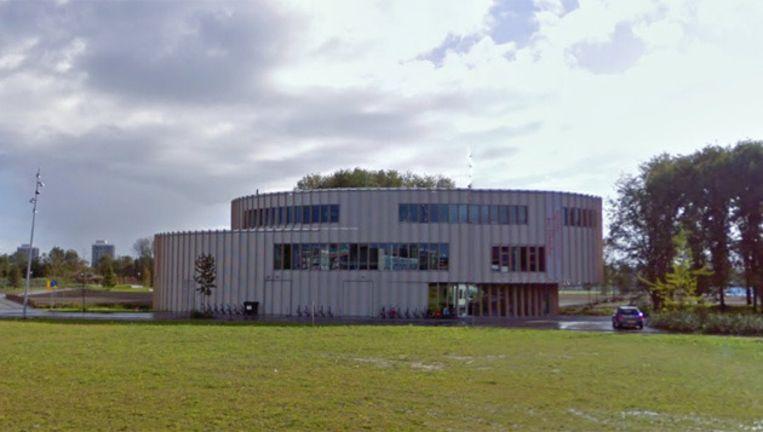 Bijlmerparktheater Foto Google Streetview Beeld