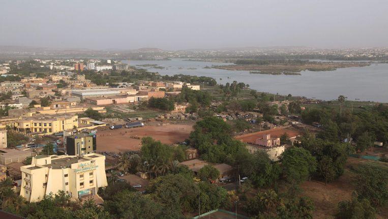 De Malinese hoofdstad Bamako. Beeld AFP