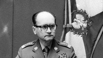 Poolse oud-president Jaruzelski (90) overleden