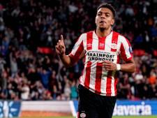 Grote Malen-show bij PSV: spits maakt er vijf tegen Vitesse
