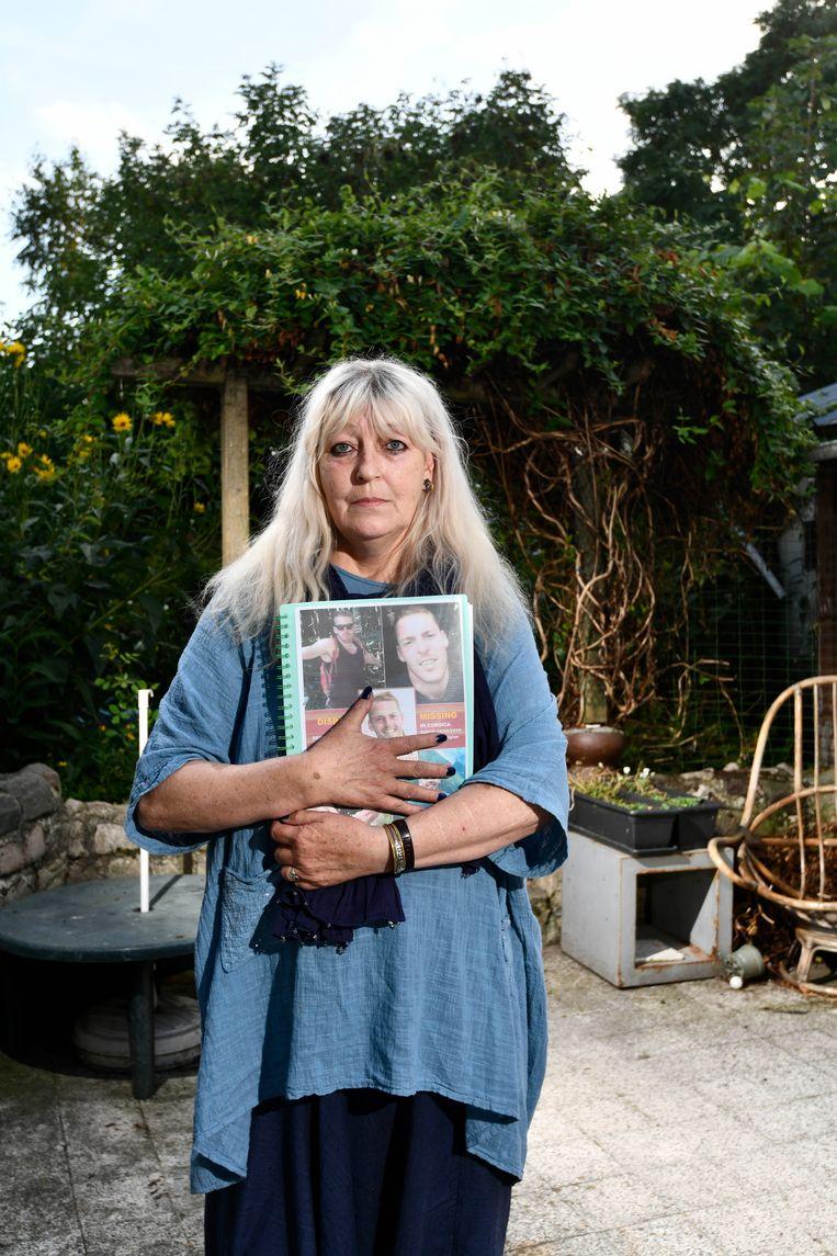 Lilium Velghe uit Watou, de mama van de vermiste Kevin Vanneste, hoopt dit najaar te kunnen verhuizen naar Corsica.