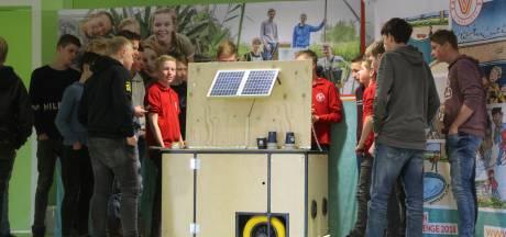 Team van Het Assink Lyceum naar 'NK' Vakkanjers in Utrecht
