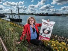 Kitty maakt prijswinnende chocolade in Lobith: 'Dit is mijn droom'