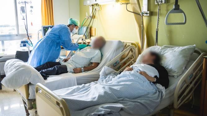 Ziekenhuizen zien onrustwekkende stijging van aantal patiënten, testcentrum Palfijn test enkel nog mensen met symptomen