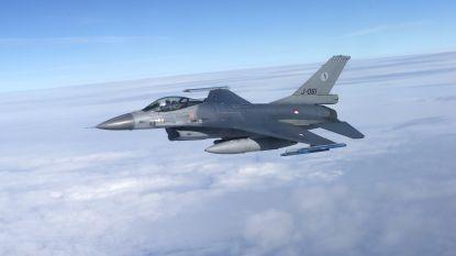 Amerikaan (29) draait door in vliegtuig, F-16's schieten te hulp