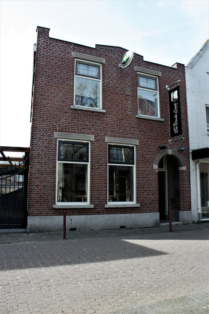 Aan de Peperstraat 8 in het centrum van Kaatsheuvel wordt eind dit jaar een kleinschalig hotel geopend.
