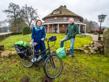 Restauranthoudster Gea Touw uit Markelo gaat voor Helemaal Groen: Opruimen zwerfafval werkt verslavend