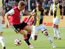 Vitesse is 'droomsponsor' kwijt aan Feyenoord