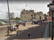 Pollers in binnenstad Kampen blijven voorlopig in de grond