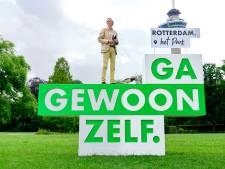 Zo willen rapper Winne en bioloog Kees Moeliker meer toeristen naar Rotterdam halen