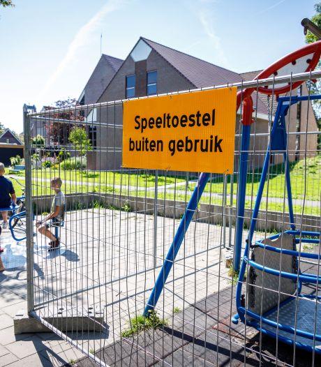 Ongeluk met 8-jarige jongen in rolstoelschommel op Urk mogelijk veroorzaakt door vandalisme
