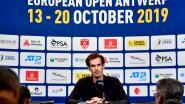 """Andy Murray is deze week in Antwerpen te zien: """"Mijn leven is veranderd sinds februari"""""""