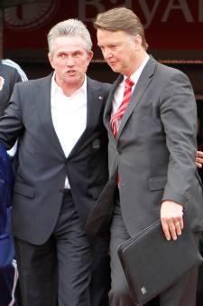 Van Gaal geeft Bayern-coach Heynckes advies: stoppen