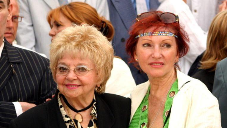 Yvonne Verbeeck, hier op een archieffoto uit 2004.