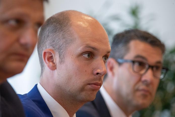 Geert Meijering (CDA) gaat nog vier jaar door als wethouder in de gemeente Kampen.