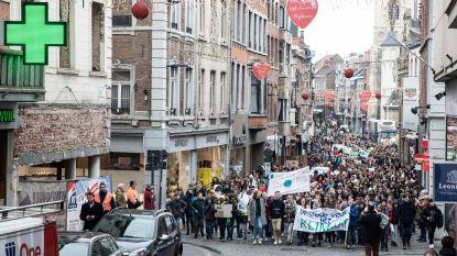 1.300 leerlingen dagen op voor Truiense klimaatmars