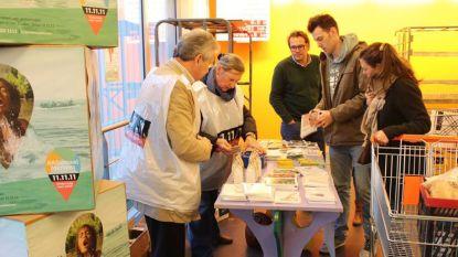 Wetterse vrijwilligers op pad voor 11.11.11