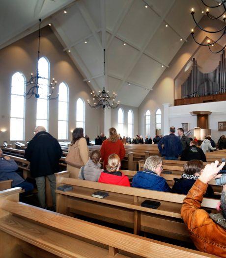 Dringende oproep om nu écht van diensten in kerk af te zien: 'Te veel nieuwe besmettingen'