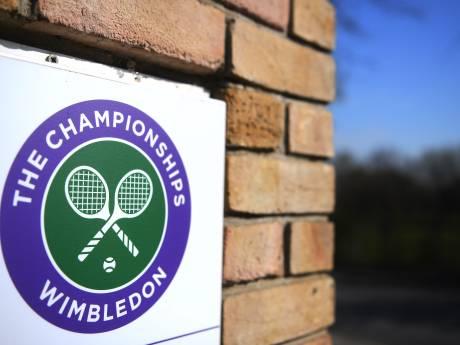 Wimbledon gaat dit jaar niet door