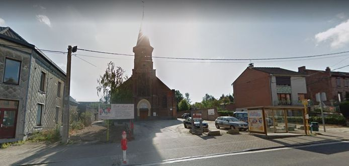 École Saint-Luc à Courcelles