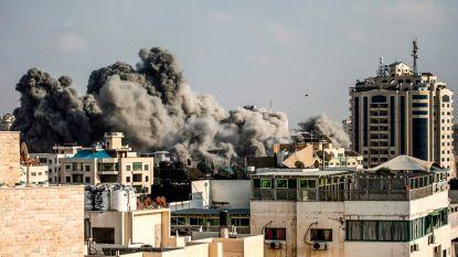 Israëlische leger houdt raid tegen Hamas-doelwitten in Gazastrook