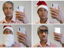 Baardman en eeneiige tweeling misleiden Face ID van iPhone X