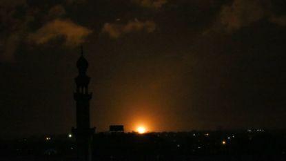 Israël voert opnieuw luchtaanvallen uit op Gazastrook