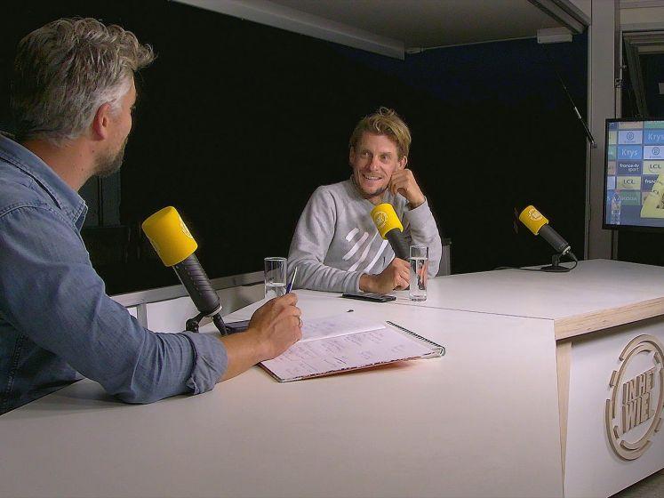 Thijs Zonneveld over etappe 20: 'Ik. Weet. Het. Niet'