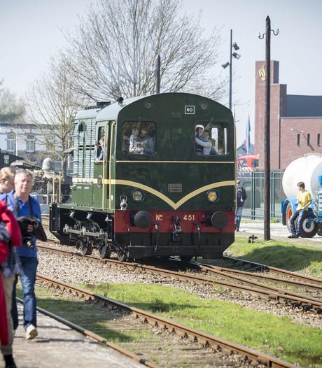 Bezoekers tevreden over Museum Buurtspoorweg in Haaksbergen