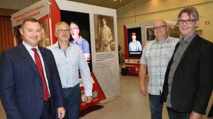 Expo over Glabbeek tijdens oorlog