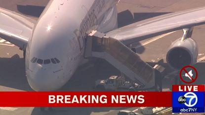 Vliegtuig in quarantaine in New York nadat passagiers ernstig ziek worden