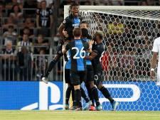 Club Brugge en Slavia Praag hard op weg naar Champions League