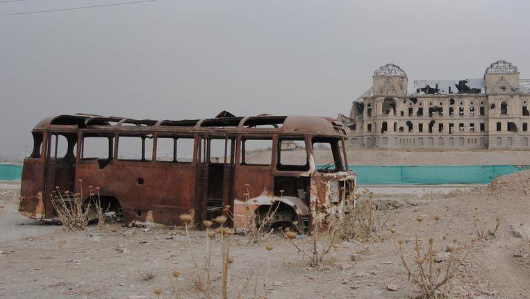 Kabul City in the Wind Beeld webupload