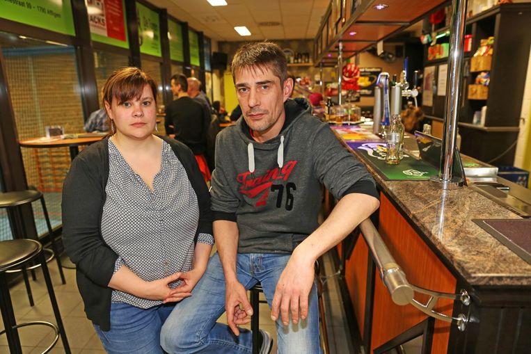 Kristel en Jos nemen eind juli afscheid van de cafetaria.