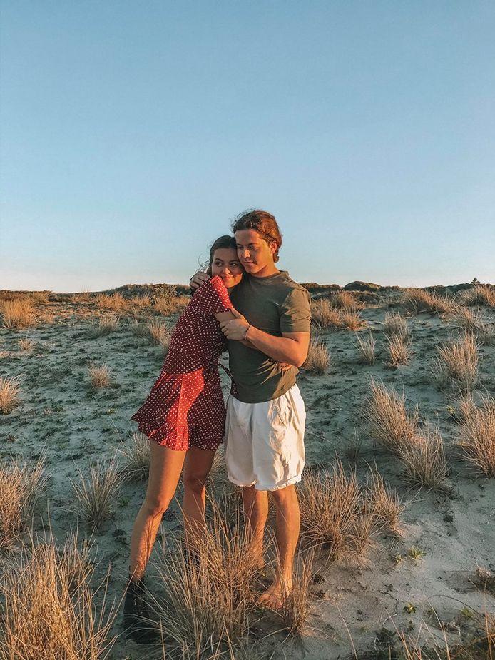 Maureen en Liam in Nieuw-Zeeland