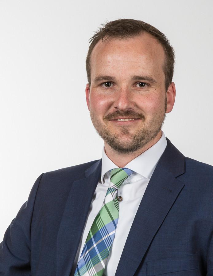 SGP-raadslid Kees Knulst.