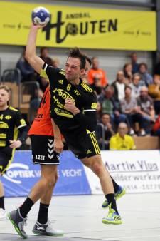 Handbalcompetities beëindigd, Houten blijft in BENE-League